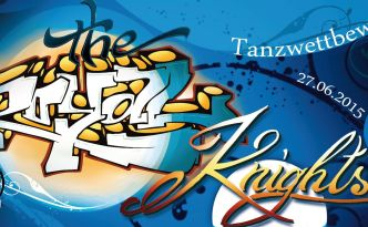 Flyer des the royal knights Festival 2015